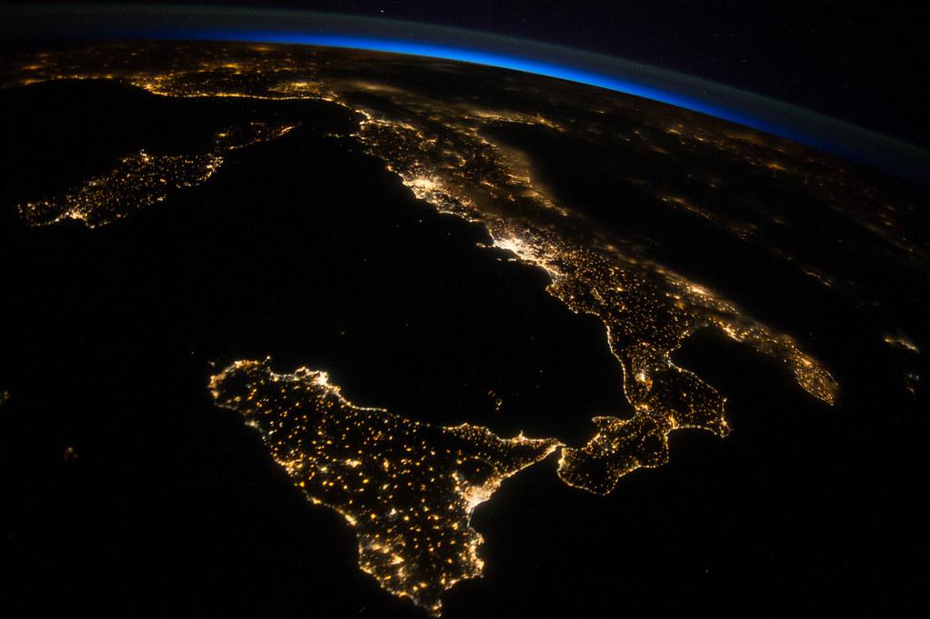 Italia dallo spazio nasa international space station 07 flickr italia dallo spazio nasa international space station 072614 gumiabroncs Images