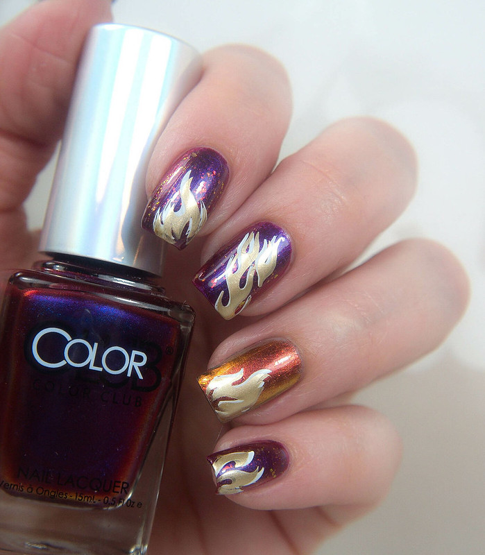 Color Club Oil Slick