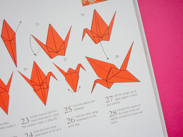 how to fold origami | how to make a tsuru