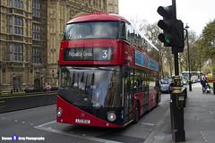Wrightbus NRM NBFL - LTZ 1632 - LT632 - Piccadilly Circus 3 - Abellio London - London 2017 - Steven Gray - IMG_8309