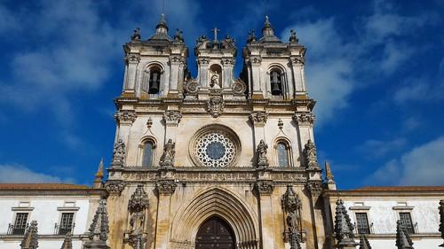 Monastery - Alcobaca, Portugal