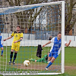 Barking FC v Southend Manor FC - Saturday March 18th 2017
