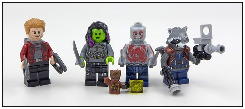 LEGO SuperHeroes Guardians of the Galaxy Vol 2 (2017) figures01