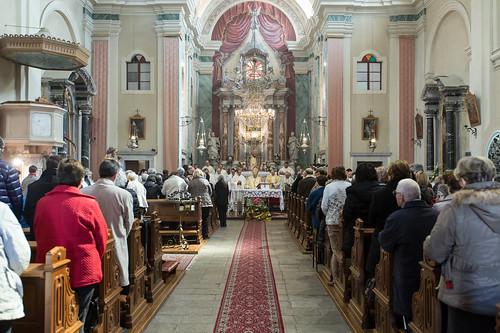 Celebrazione del 16° anniversario di Consacrazione episcopale dell'Arcivescovo Mons. Giampaolo Crepaldi
