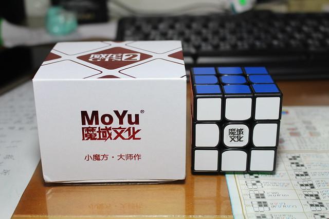 魔域 威龍GTS2 盒子與魔方