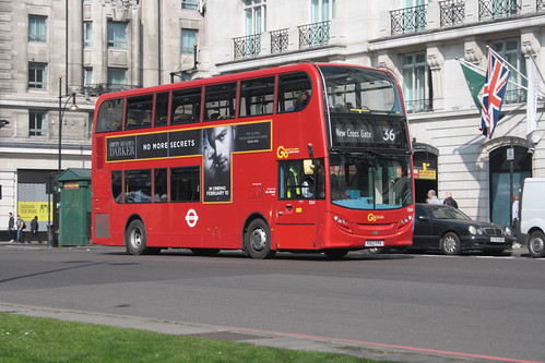 Go-Ahead London E260 YX12FPV