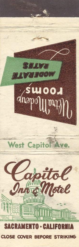 Capitol Inn & Motel - Sacramento, California