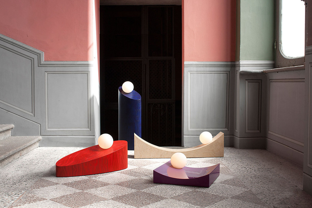 Sculptural light objects collection by London-based Child Studio Sundeno_03