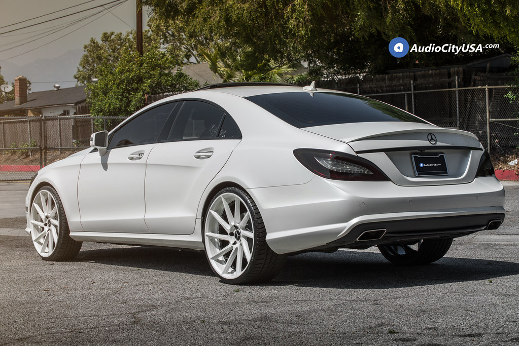 2014 mercedes benz cls 550 22 erw wheels erw 3 color for Cls 550 mercedes benz
