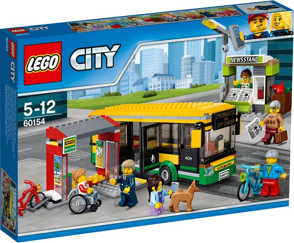 LEGO City Summer 2017 Sets