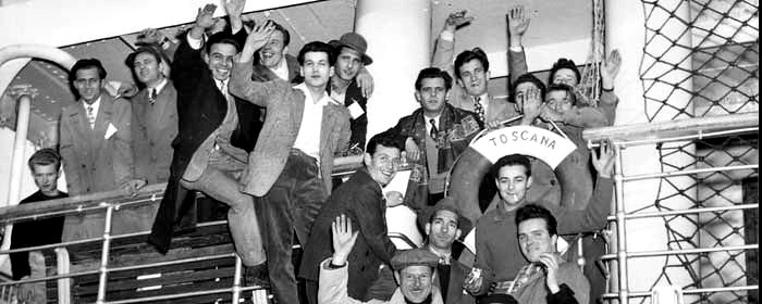 Postwar Migrants to Australia