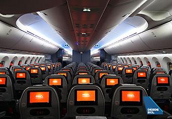Avianca B787 Economy (RD)