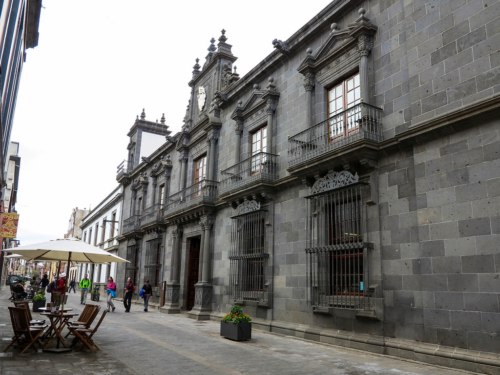 Palacio Salazar La Laguna