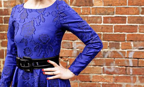 Blue Dress #5