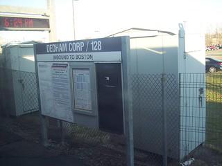 Dedham Corp 128