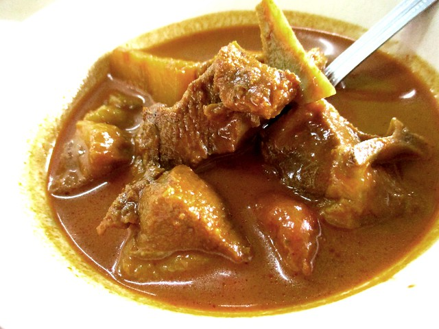 Sri Pelita mutton curry