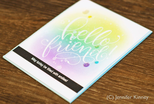 Jennifer Kinney. ME Hello Friend_2