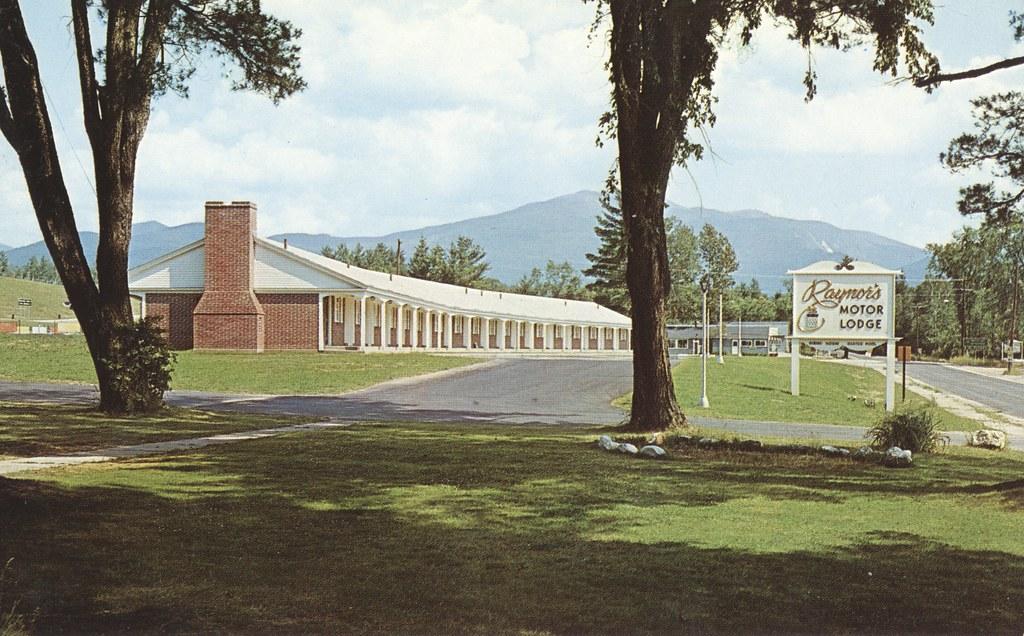 Raynor's Motor Lodge - Franconia, New Hampshire