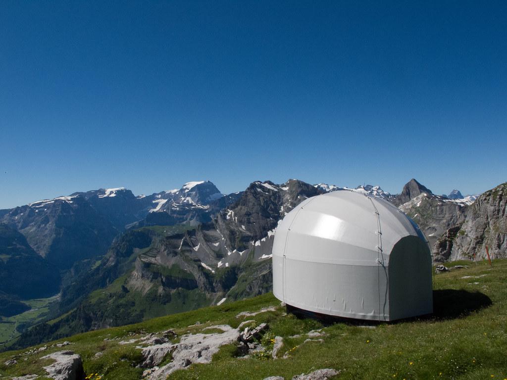 Klettersteig Braunwald : Die schutzhütte am mittleren eggstock vor dem abstieg vom u2026 flickr