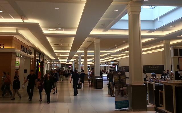 Champlain Mall Food Court