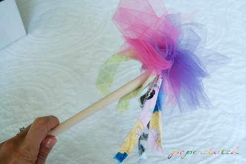 Shabby Chic Fairy Wand | by PamBaldwin83