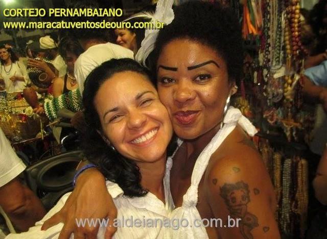 III Cortejo Pernambaiano - Festa de Yemanja 3
