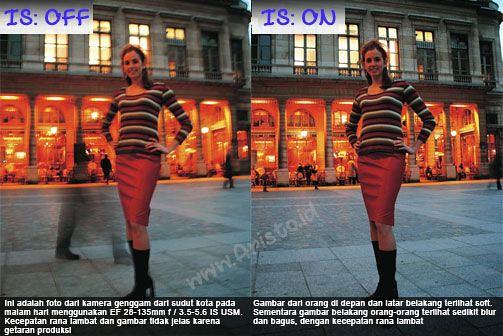 Teknik Dasar Fotografi Lensa IS untuk Fotografer Pemula