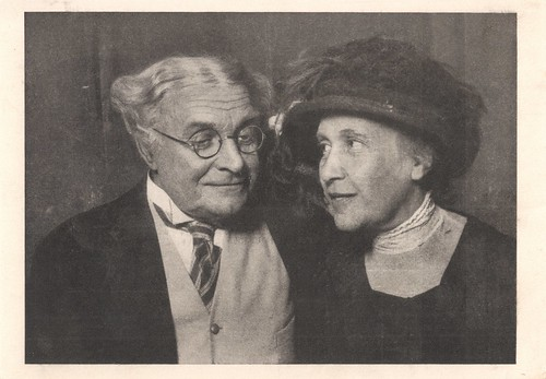 Albert and Else Bassermann in Groszstadtluft
