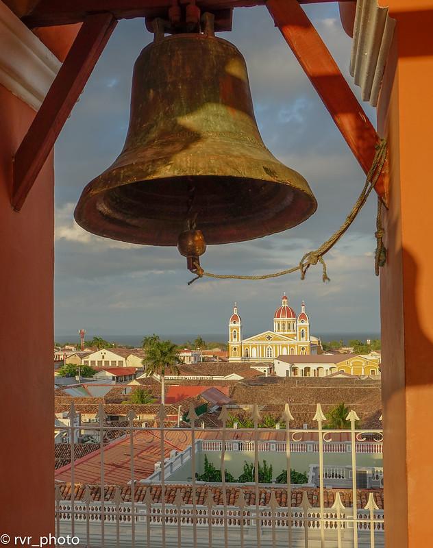 Campanario La Merced, Granada, Nicaragua