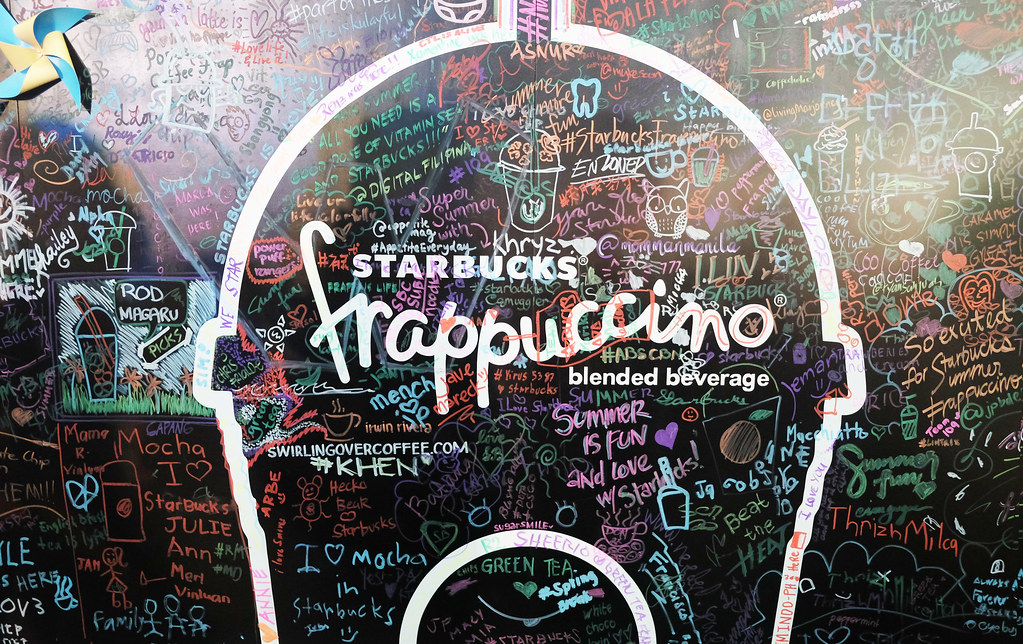 Patty Villegas - The Lifestyle Wanderer - Starbucks - Philippines - Frappuccino - Grand Launch - Mall of Asia Atrium - Pop'zel Coffee -25