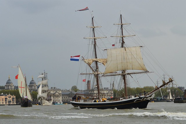 Tall Ships (13) @ Greenwich 16-04-17