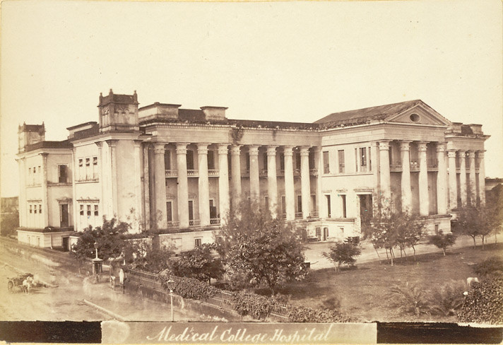Medical College Hospital - Calcutta