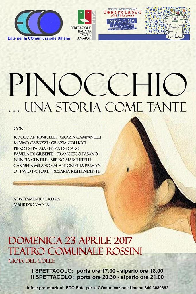 PINOCCHIO AL ROSSINI