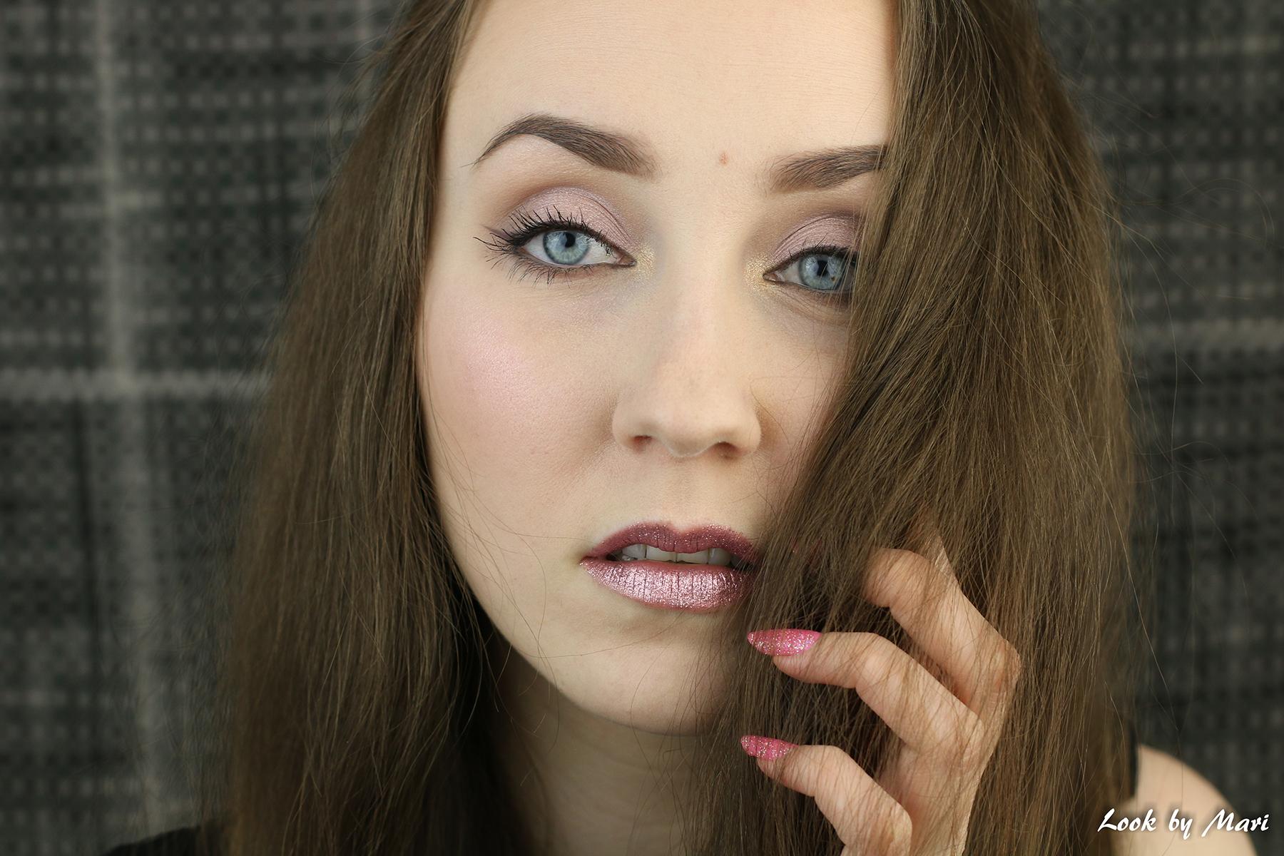 2 kylmän sävyinen neutraali helppo luonnollinen silmämeikki meikki ideat tutoriaali