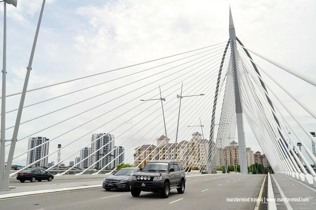 Jambatan Seri Wawasan Putrajaya