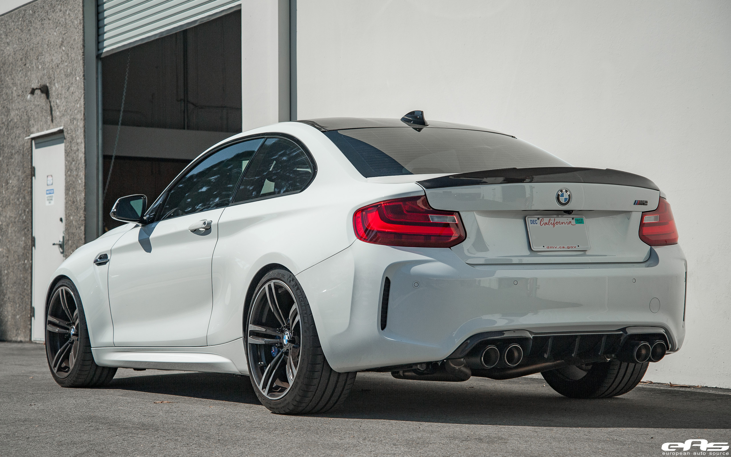alpine white f87 m2 rkp carbon fiber trunk spoiler bmw. Black Bedroom Furniture Sets. Home Design Ideas