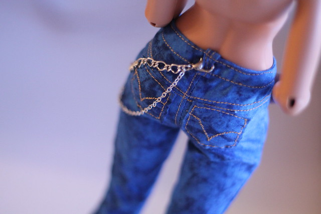 jeans for minifee