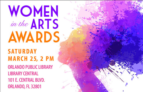 Women in the Arts Awards