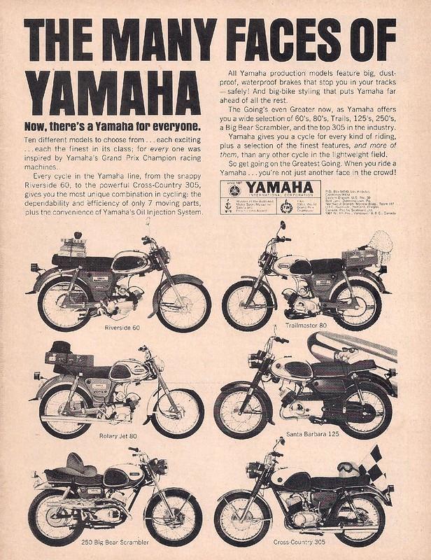Yamaha 1966