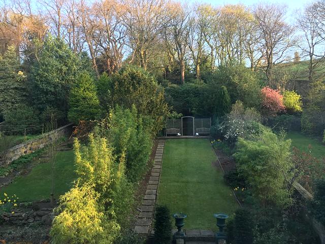 michelin 023 garden view