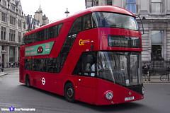 Wrightbus NRM NBFL - LTZ 1053 - LT53 - Liverpool Street 11 - Go Ahead London - London 2017 - Steven Gray - IMG_8696