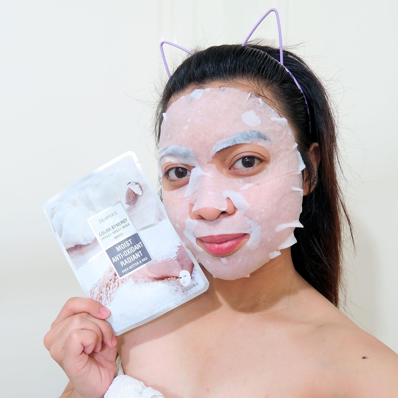 9 Watsons Mask Challenge - Watsons KBeauty - Gen-zel.com(c)