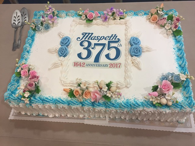Maspeth 375th anniversary