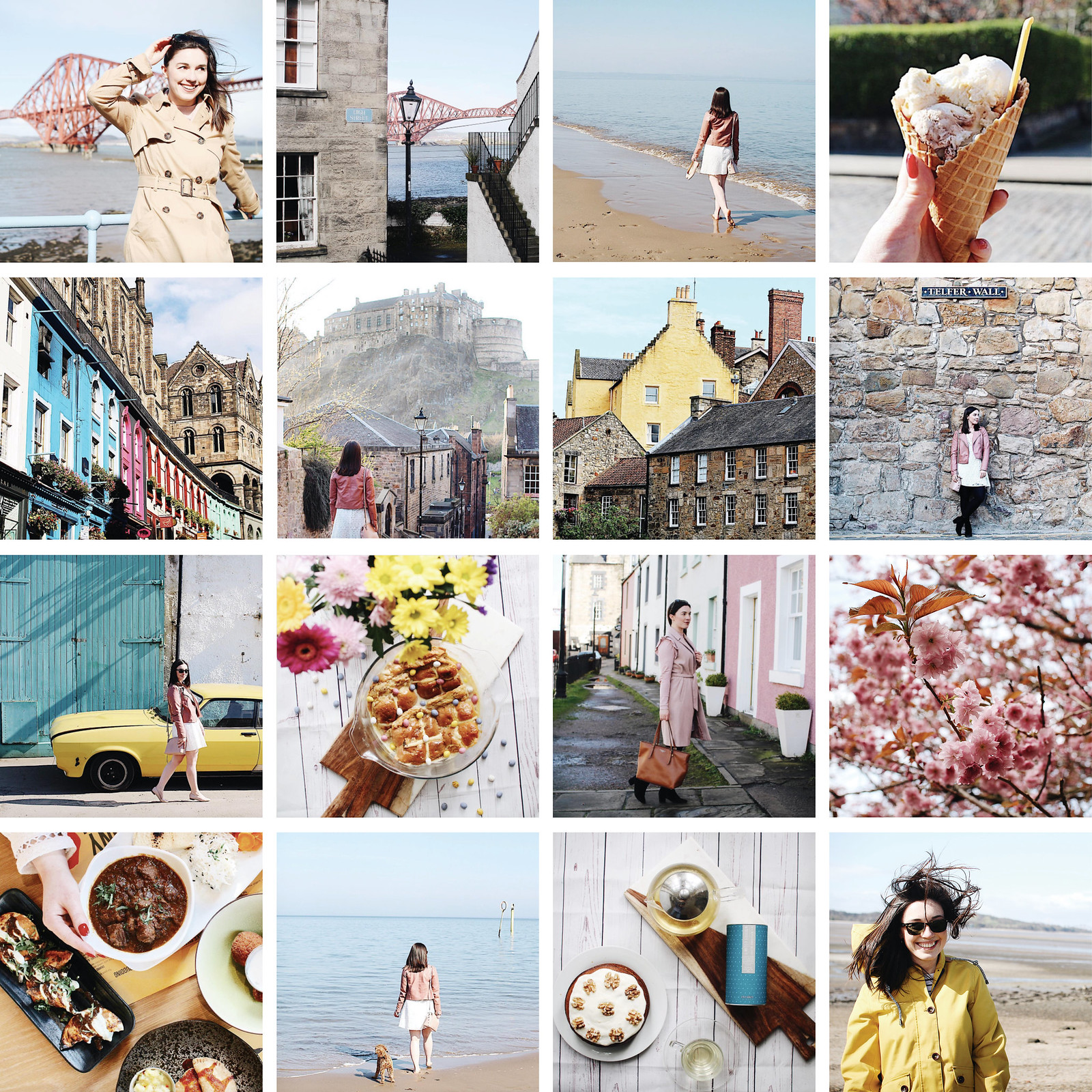 April Instagram Stories 2017 UK travel lifestyle blog