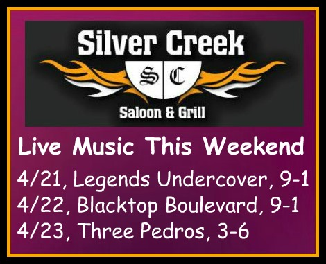 Silver Creek Poster 4-21-17