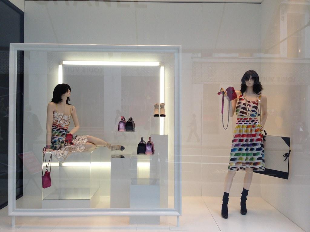 Vitrines Chanel Londres Mars 2014 Www