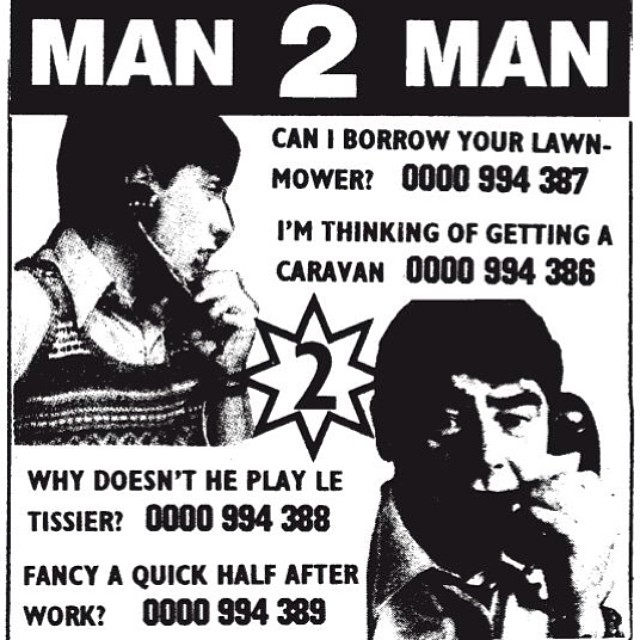 Man To Man Chat