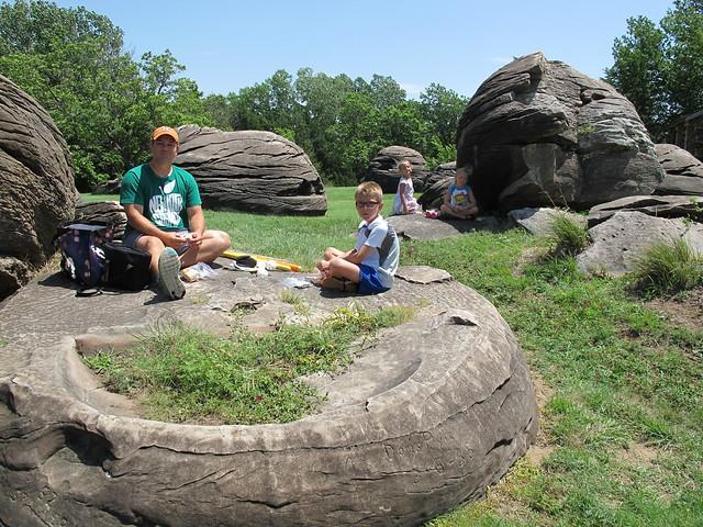 Photo for Landscaping rocks in kansas city