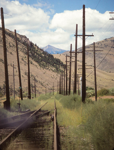 Sappignton Montana West Of The Northern Pacific Crossove