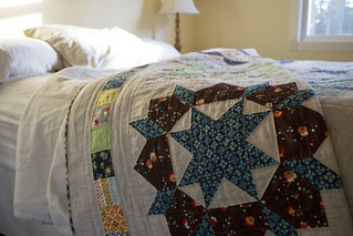 Hand Quilted Swoon Quilt | by CoraQuilts~Carla